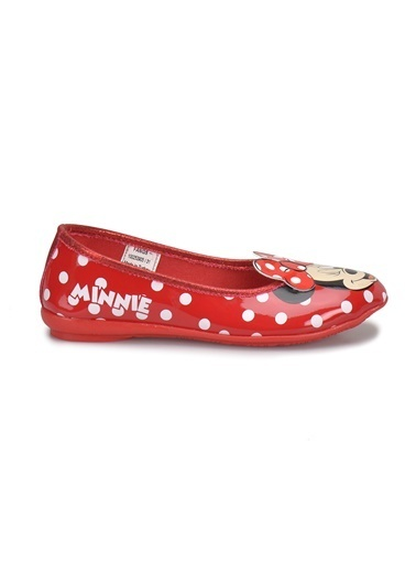 Disney Babet Kırmızı